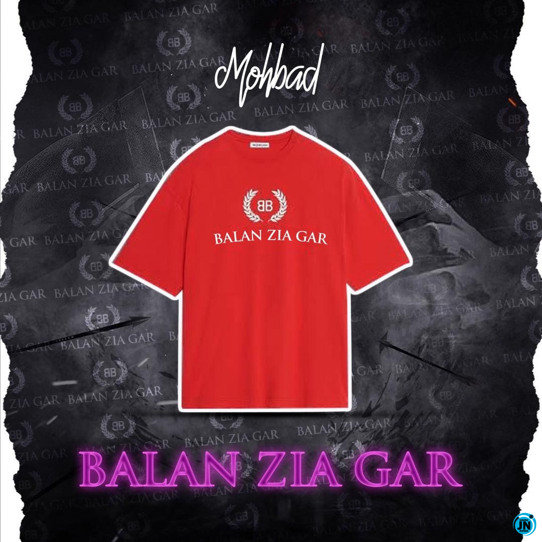 Mohbad - Balan Zia Gar